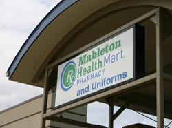 Mableton Pharmacy Sign
