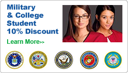 Military and Medical Student Compounding Pharmacy Discount